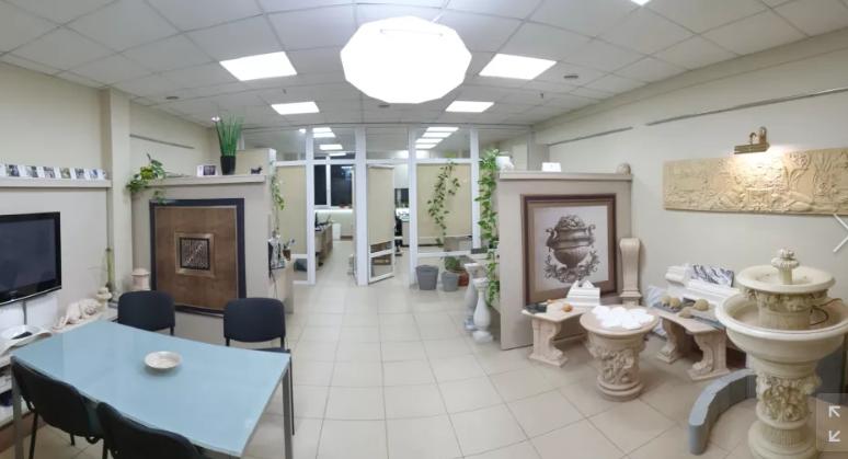 Представительский офис в центре города рядом с метро Арх. Бекетова.