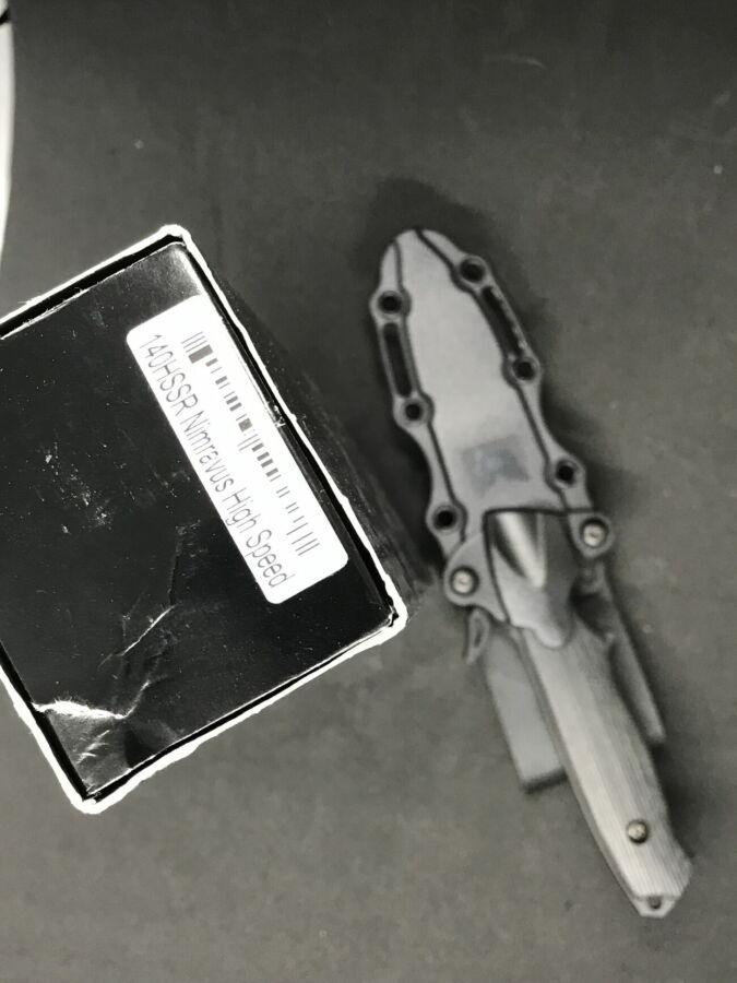 Продам нож Benchmade Nimravus Hight Speed 140hsrs. новый !