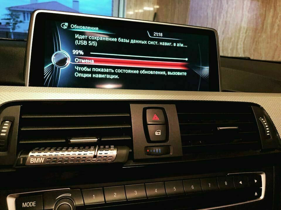 Русификация / кодирование / обновление карт навигация Bmw Mini Carplay