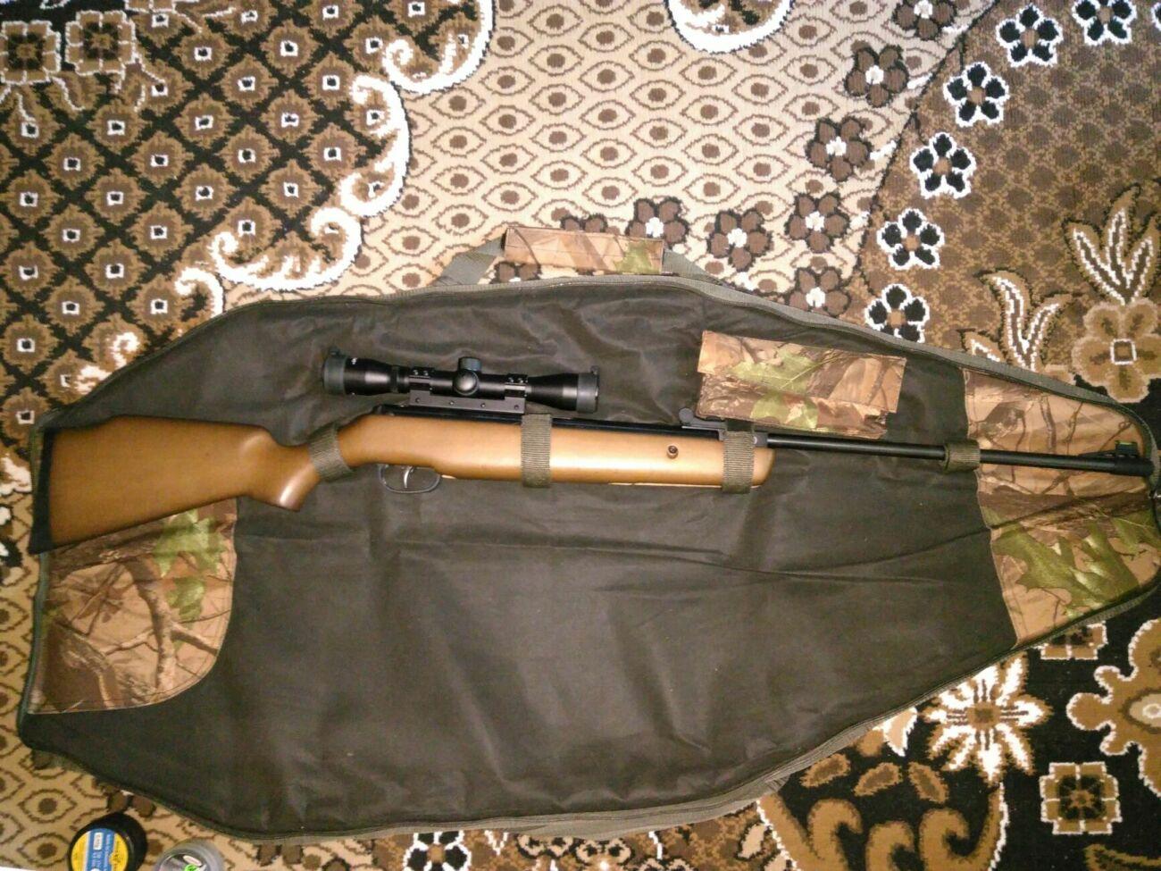 Продам пневматическое ружье Crosman Vantage Np