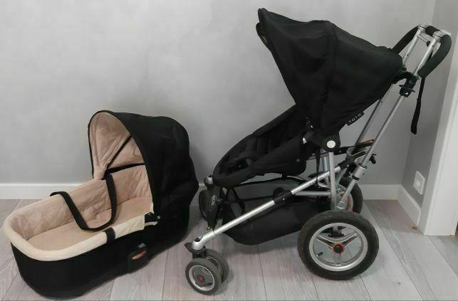 Удобная коляска Micralite Toro New Born 2 в 1