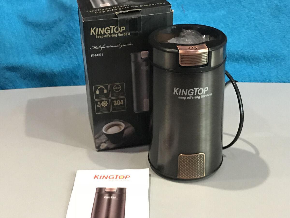 Kingtop електрическая кофемолка