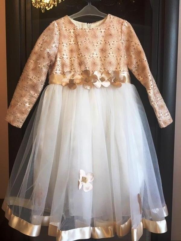 Платье принцесси 110-116 размер