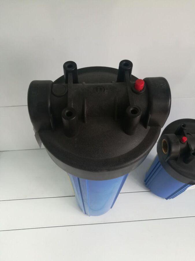 Колба Aquakut  Вig Вlue 204 - магистральный фильтр