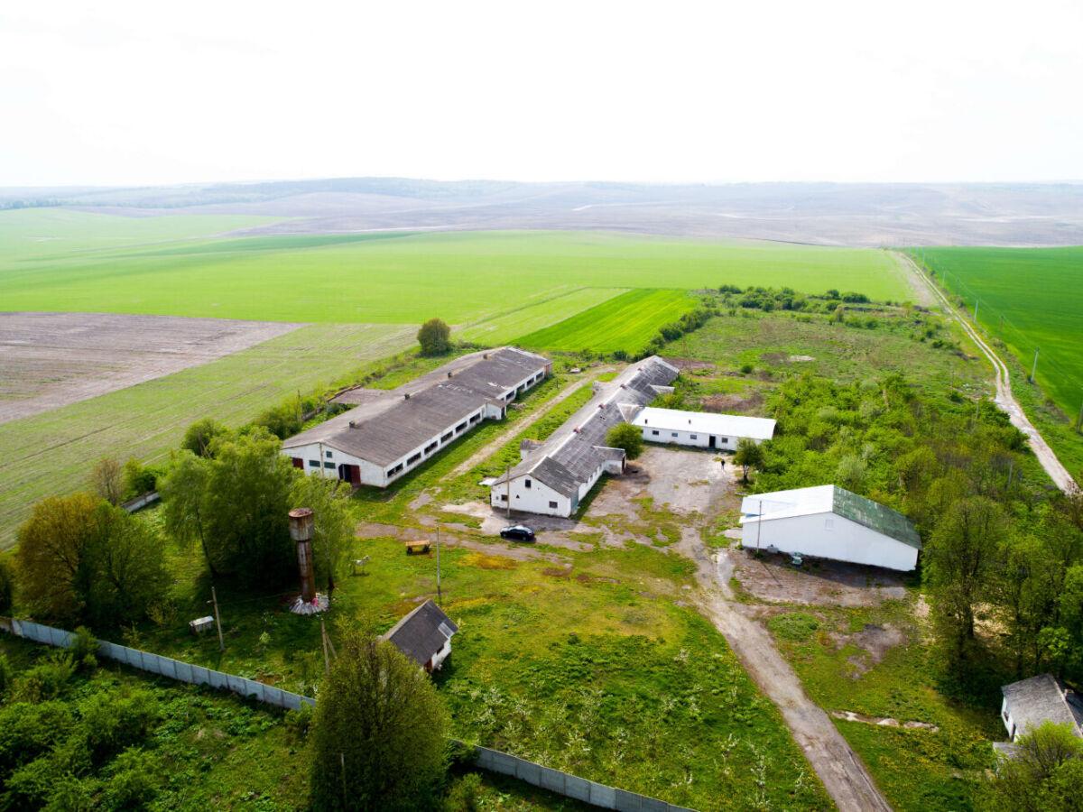 Продається ферма, можна під виробництво чи склади