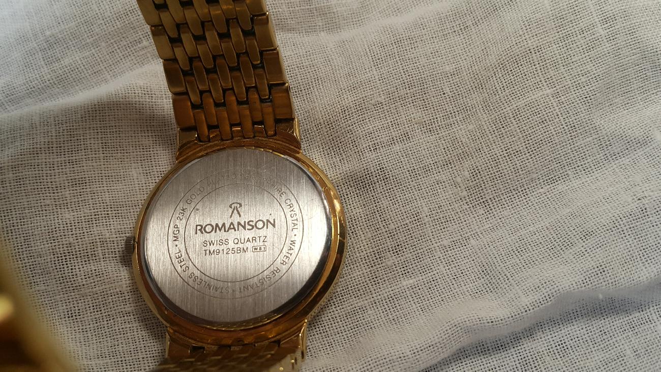 Часы romanson продам часа владивосток стоимость вождения