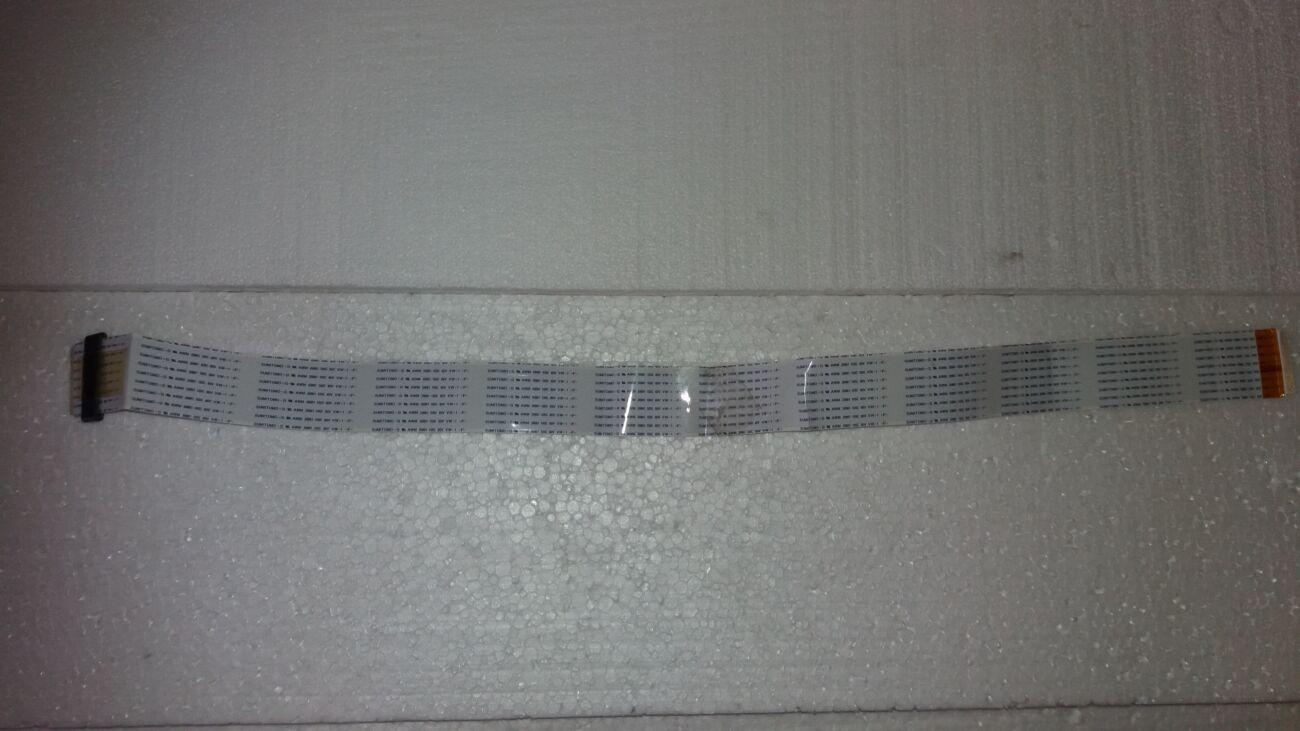 Шлейф гибкий кабель Awm 20861 105c 60v Vw-1 60pin 60cm