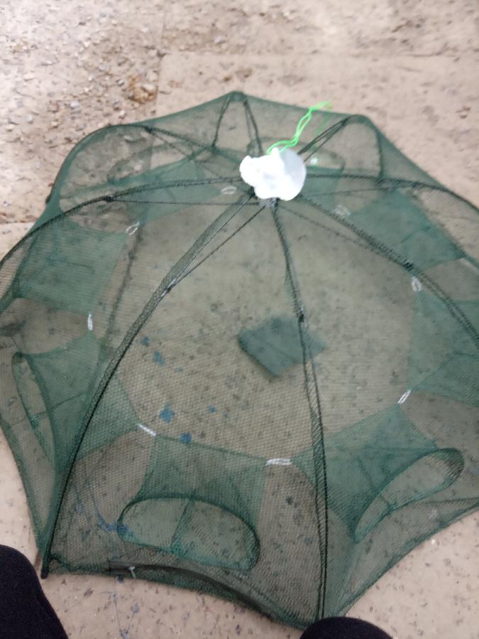 Раколовка зонт 6,8,10,12,20ходов