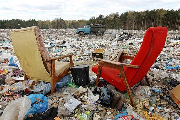 Вывоз мусора и мебели от300 грн