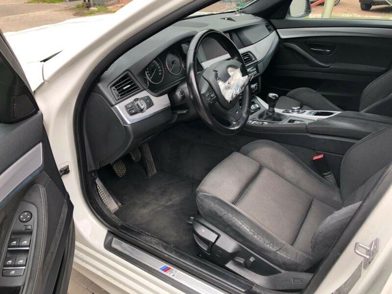 Bmw 5 F10 520d (розборка), двери, бампер, багажник, фонари, крилья