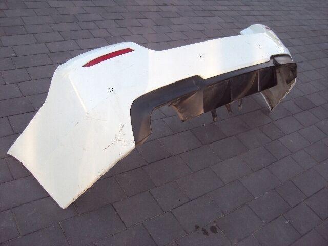 Задний бампер Bmw F10 M комплектиний, парктроники, Perfomance