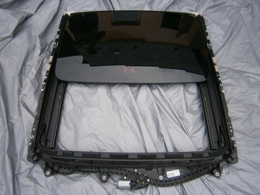 Bmw F10 Lift м-пакет люк с механизмом