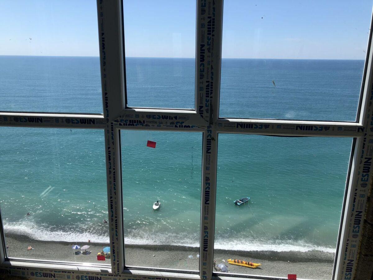 Квартиры с прямым видом на открытое море