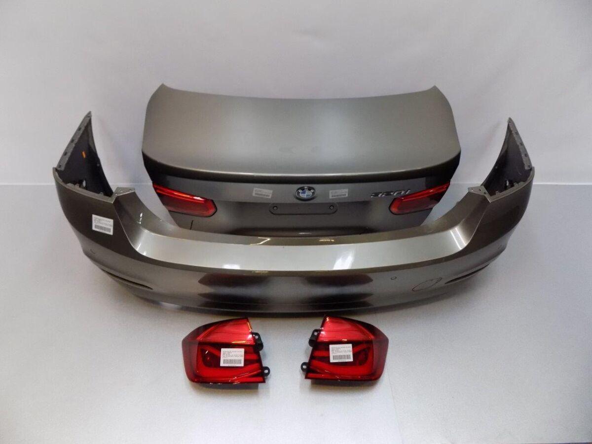 Bmw 3 F30 Lci комплект задний Pdc C08