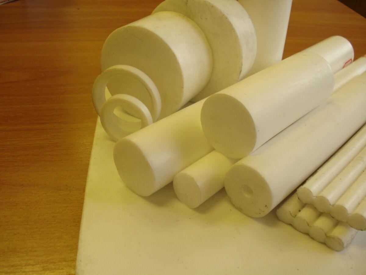 Фторопласт пруток стержни кругляк материал эбонит ссср