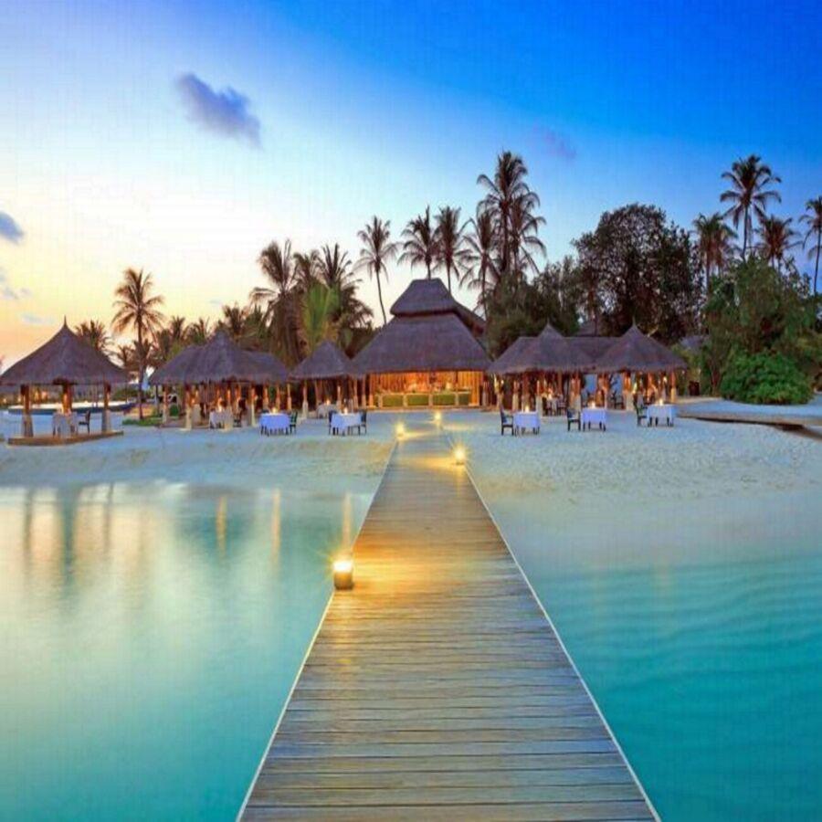 Мальдивы!