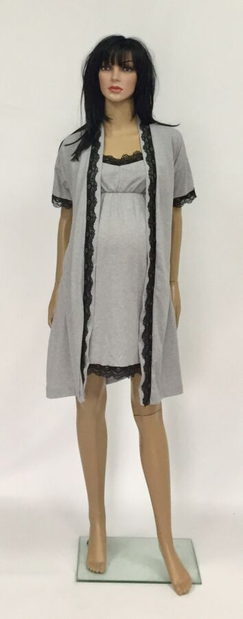 Ночные рубашки пижамы комплекты в роддом для беременных и кормящих