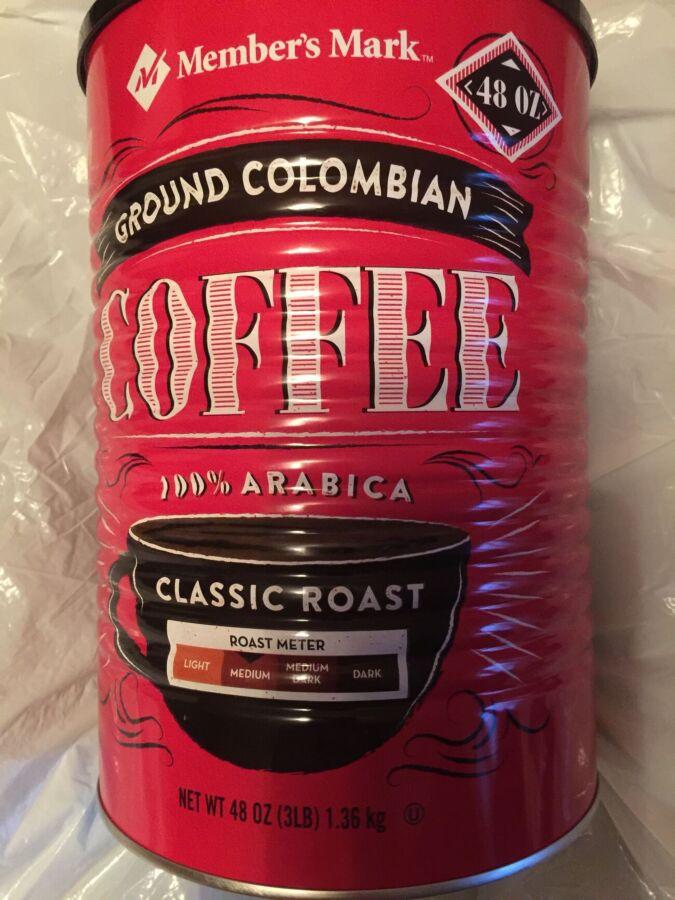 Продам привезенный с америки кофе арабика