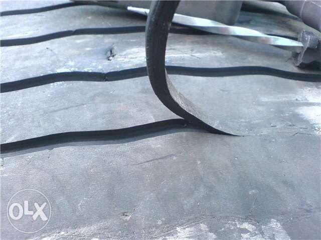 Углубление нарезка протектора шин кривой рог