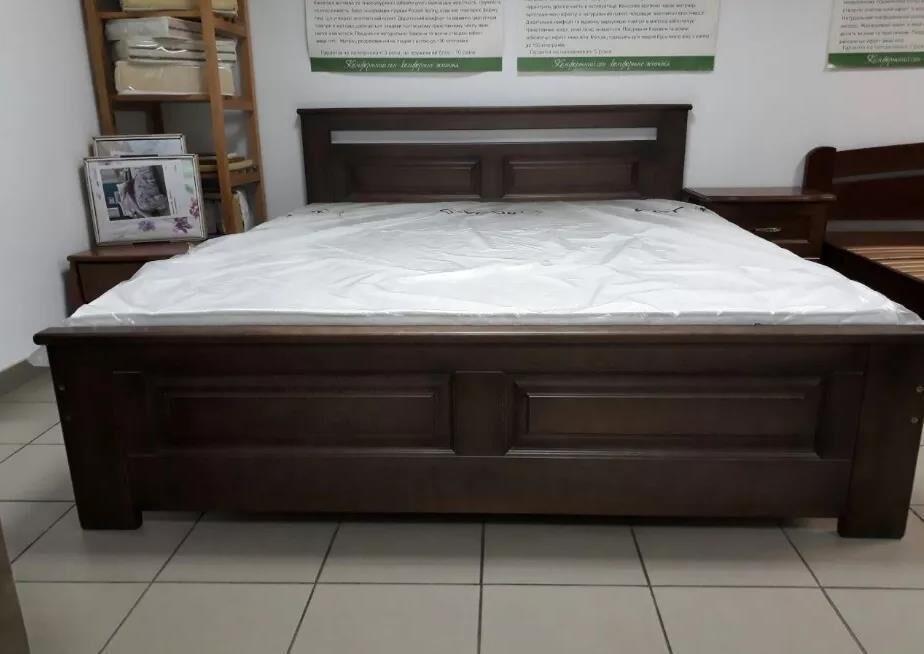 Ліжко з дерева. масив бука. 160*200 см. нове. доставка по україні
