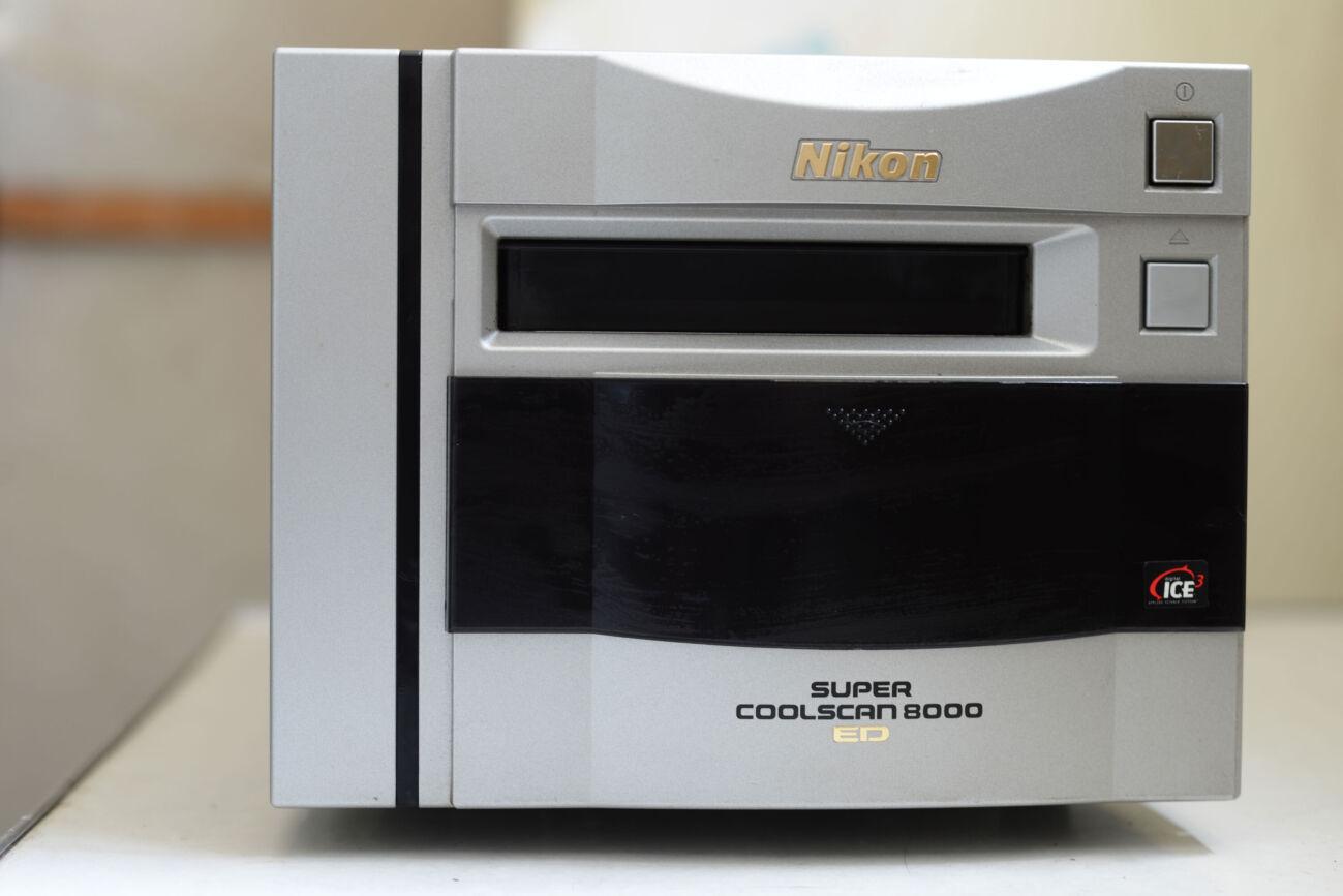 Сканер Nikon Ls 8000 Ed