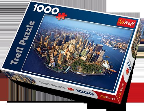 Пазлы Trefi New York 1000