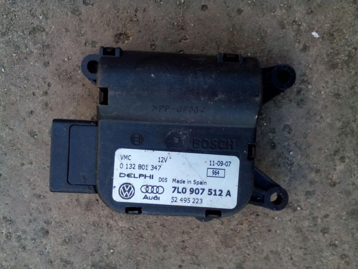 Моторчик заслонки отопителя Touareg 7l0907512a 7l0907512g