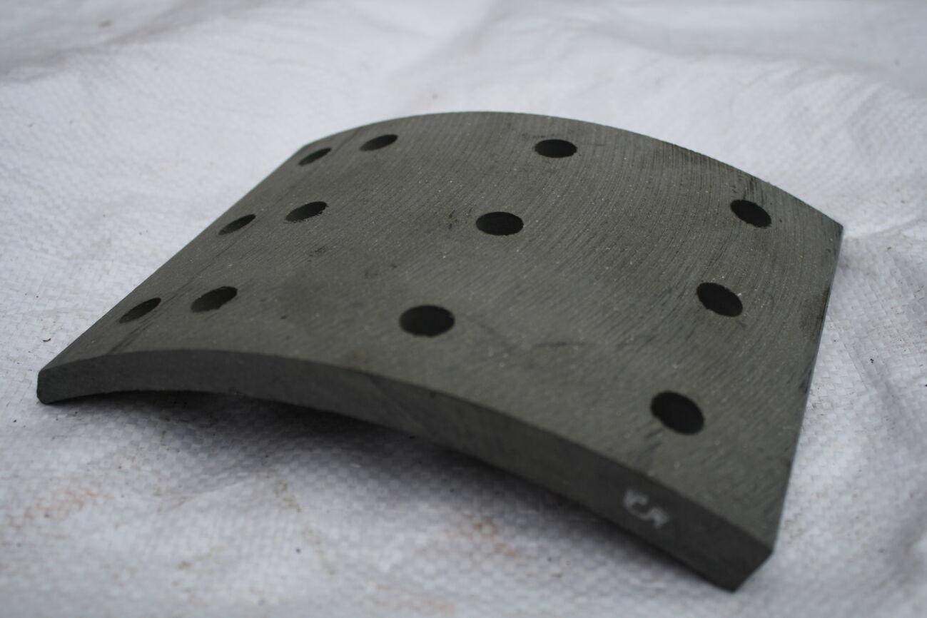 Тормозная накладка а0815 для грузовых прицепов сзап