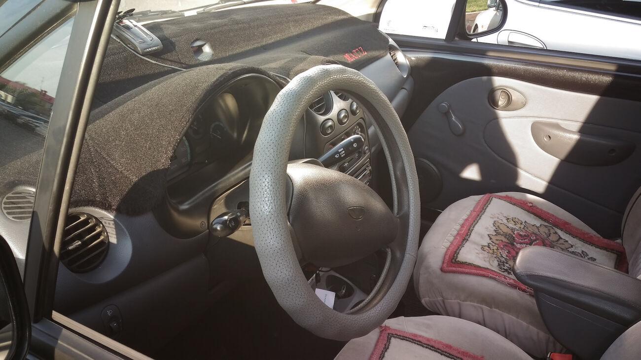 Накидка на панель Daewoo Matiz