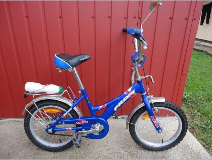 Продам велосипед Prof1 16
