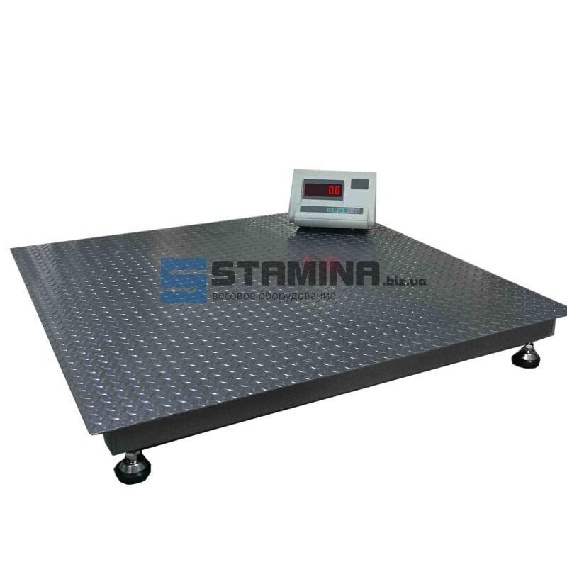 Весы платформенные днепровес 1500х1500 мм