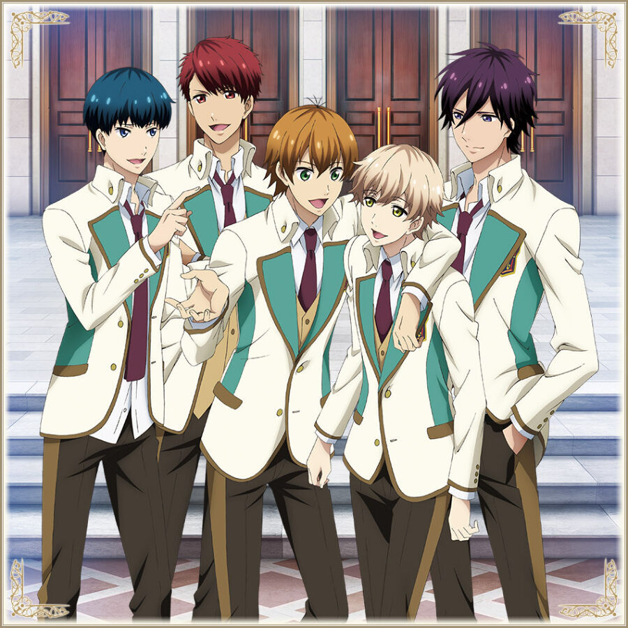 Музыкальная школа звезд High School Star Musical аниме