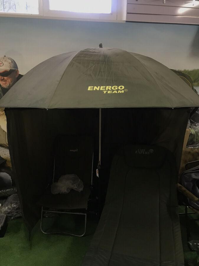 Зонт-палатка раскладной Energofish Energoteam Umbrella Pvc 220 см