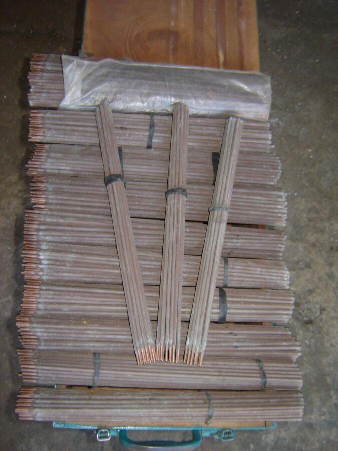 Электроды Комсомолец, 3,5 мм, для сварки и наплавки меди
