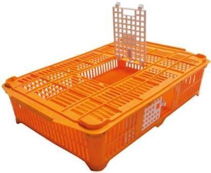 Ящик для перевозки перепелов и куропаток