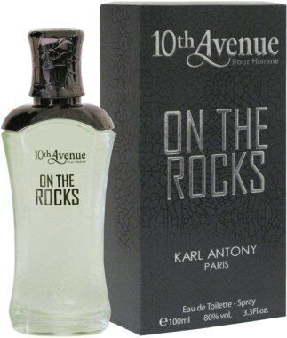 Парфюмированная вода 10th Avenue On The Rocks