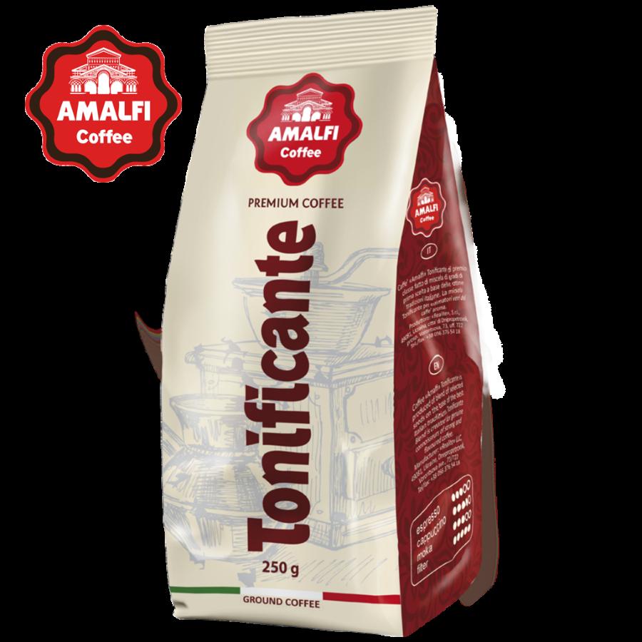 Молотый кофе Amalfi Tonificante