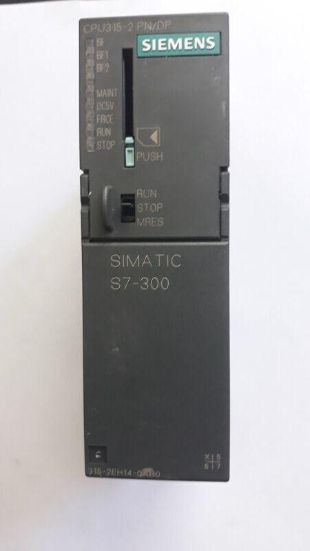 Центральный процессор Siemens 6es7 315-2eh14-0ab0