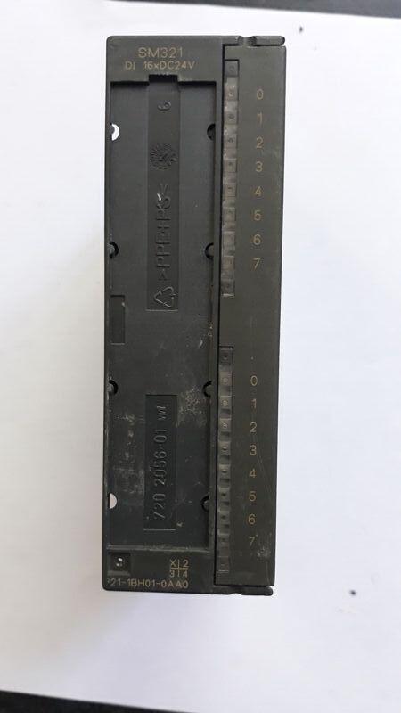 Модуль 6es7 321-1bh01-0aa0