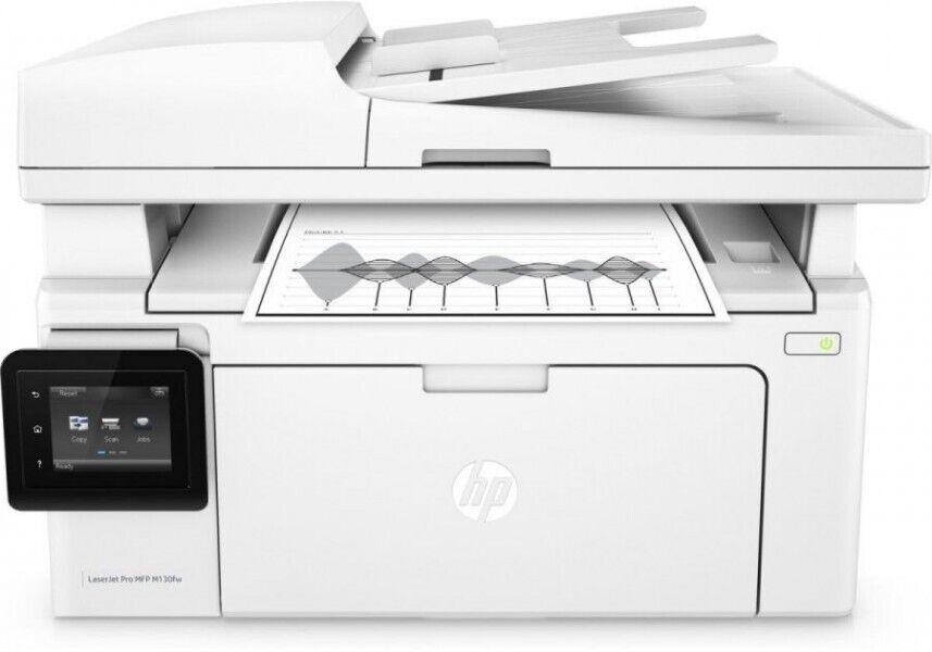 Лазерный принтер мфу Hp Laserjet Pro Mfp M130fw