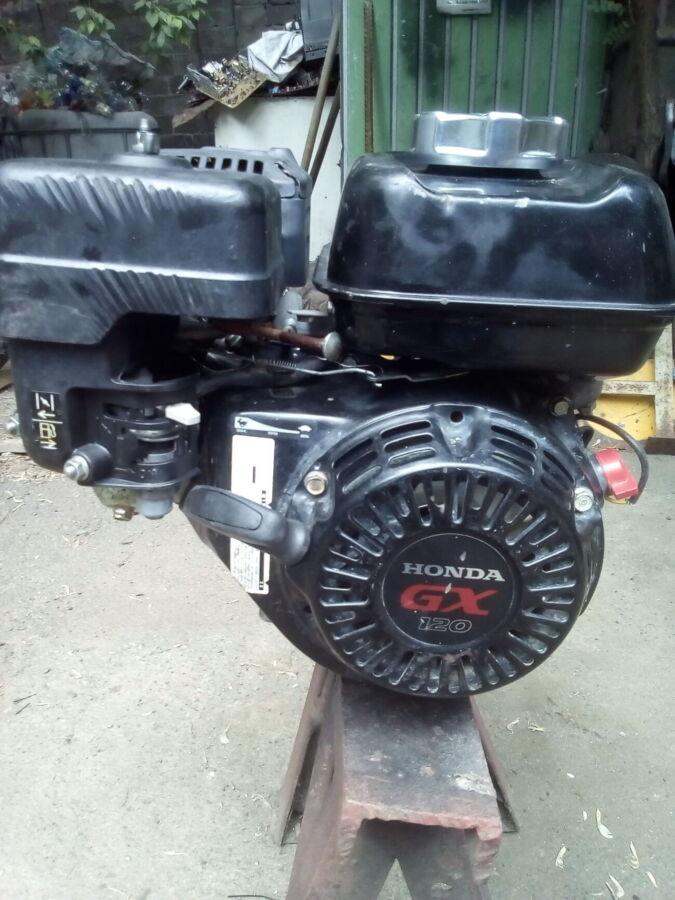 Двигатель Honda Gx 120