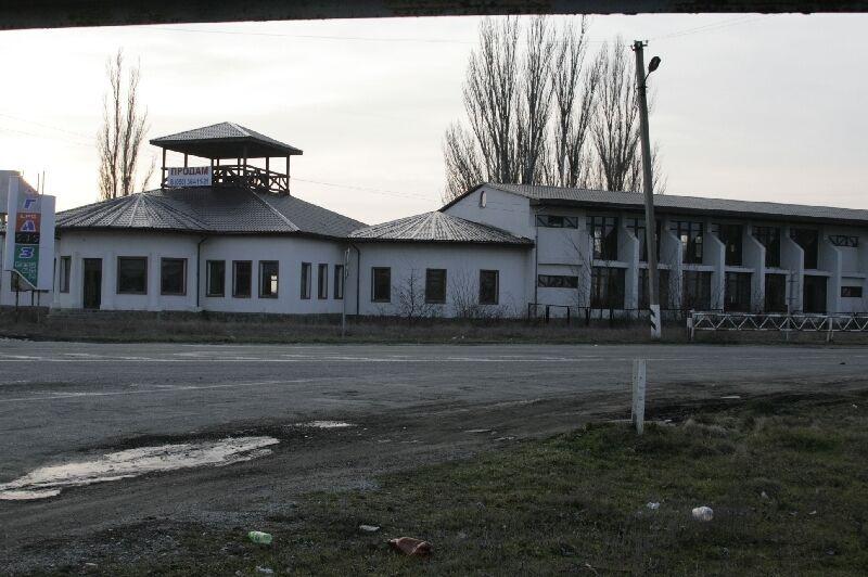 Продам ресторанно-гостинничный комплекс «Азов»