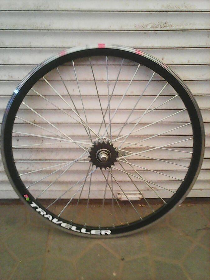 Вело колёса 20.24.26.28 дюймов двойной обод на усилинной спице 3мм