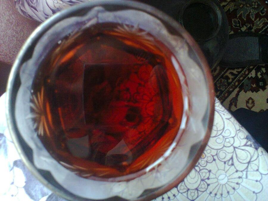 Домашний сок (бродивший) и уксус винный из винограда,шиповника,вишни