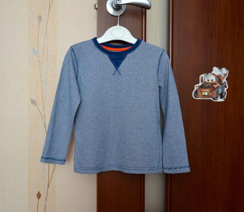 Детский реглан F&f на мальчика 4 лет рост 104-110 см в отлич. сост.