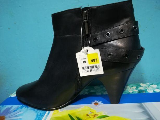 Новые женские ботиночки из германии Janet D.