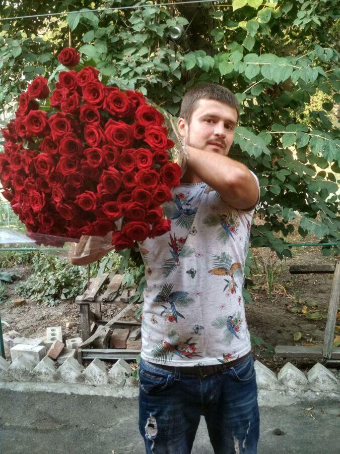 Цветов бригамия, большой букет 101 розы одесса