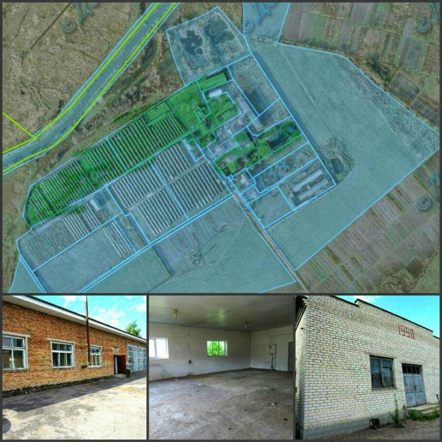 Продам виробничо-майновий комплекс м Дубно