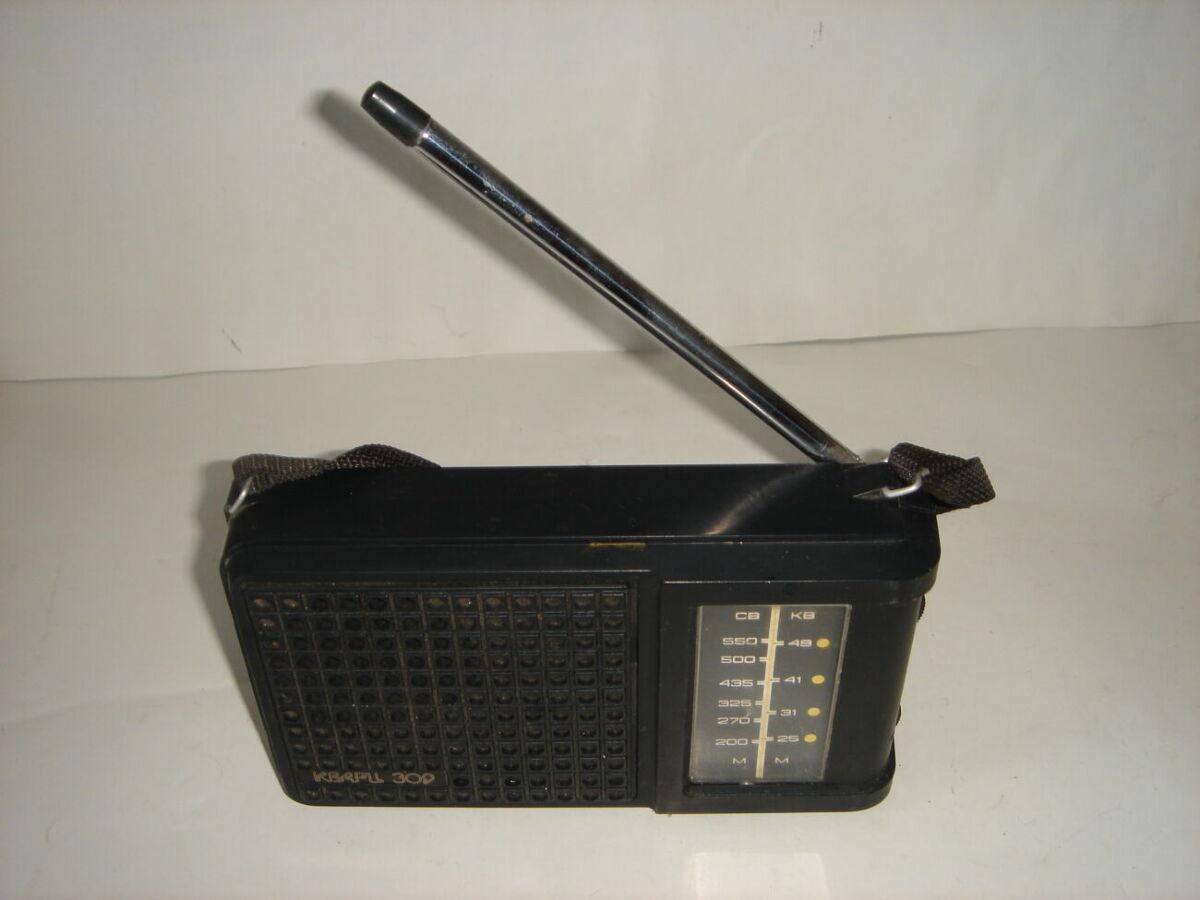 Продам радиоприёмник кварц рп 309. ссср.