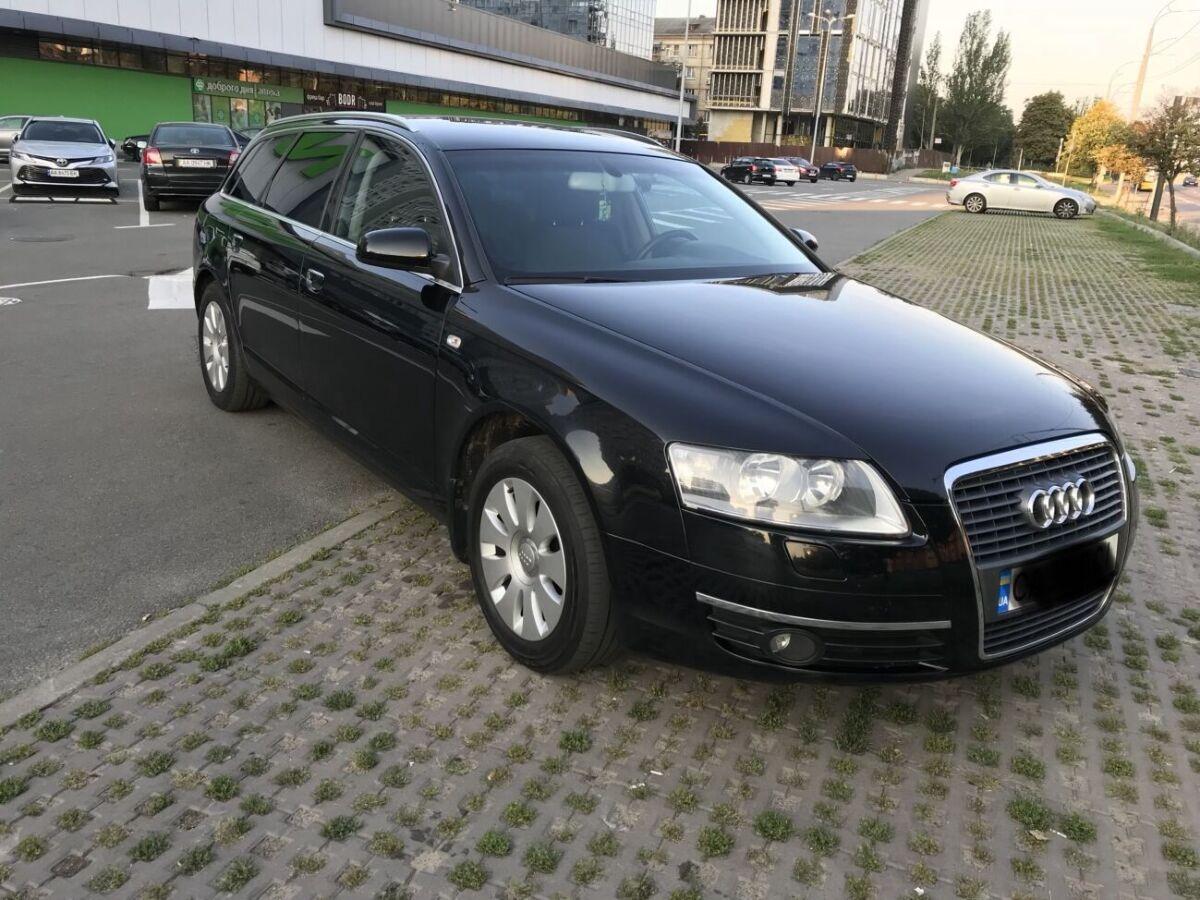 Audi A6 C6 2006
